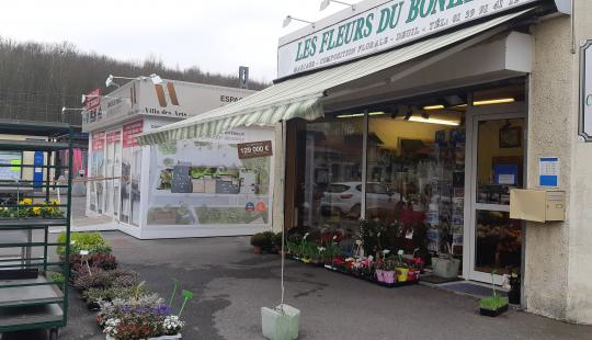 Photo du local - extérieur